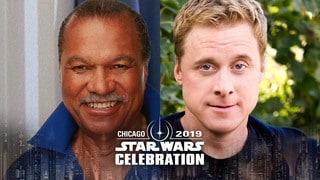 Billy Dee Williams, Alan Tudyk Announced for Celebration Chicago