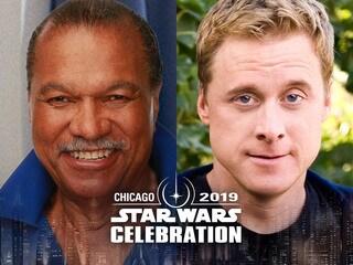 Billy Dee Williams, Alan Tudyk Announced for Celebration Chicago