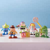Image of Woody Shufflerz Walking Figure - Toy Story # 4