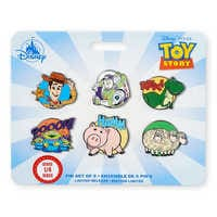 Image of Toy Story Pin Set - Limited Release # 2