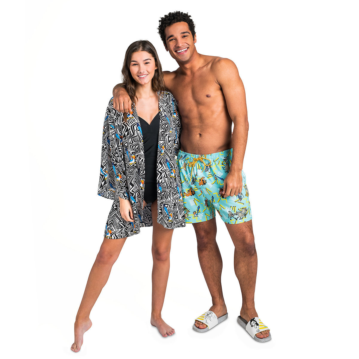 4a5933152f Product Image of The Lion King Swim Trunks for Men - Oh My Disney # 5