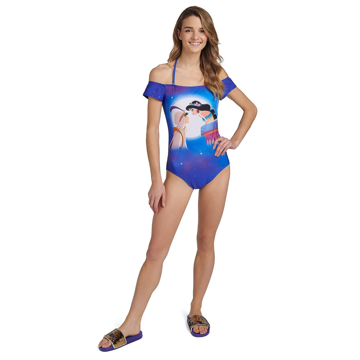 9473083b2c Product Image of Aladdin Swimsuit for Women - Oh My Disney # 2