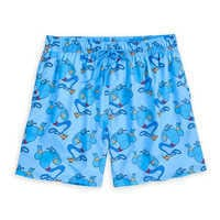 Image of Genie Swim Trunks for Men - Aladdin - Oh My Disney # 1