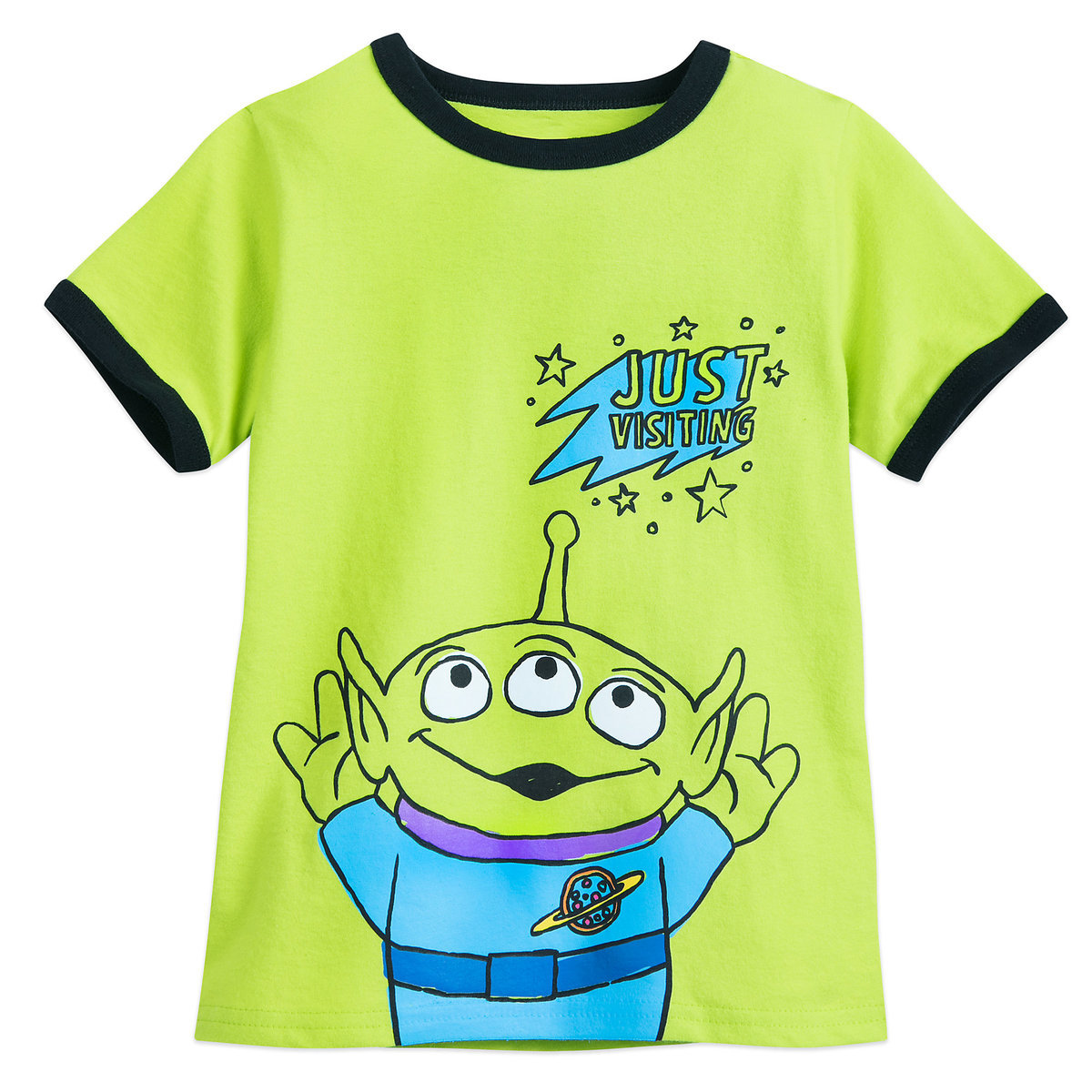 340351aed Product Image of Toy Story Alien Ringer T-Shirt for Boys # 1