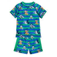Image of Mickey Mouse and Friends Short Sleep Set for Boys # 1