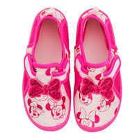 Image of Minnie Mouse Pink Swim Shoes for Kids # 3