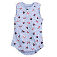 Image of Minnie Mouse Icon Tank Top for Girls # 1