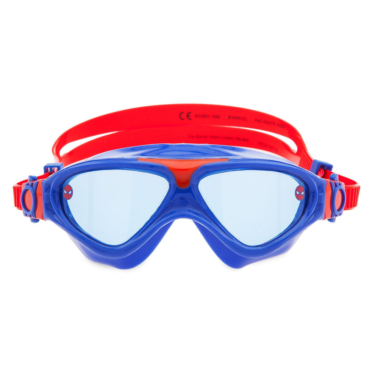 f567d6e6146 Product Image of Spider-Man Swim Goggles for Kids   1
