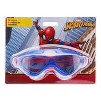 Image of Spider-Man Swim Goggles for Kids # 2