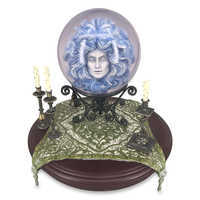Image of Madame Leota Figurine with Crystal Ball - The Haunted Mansion # 1