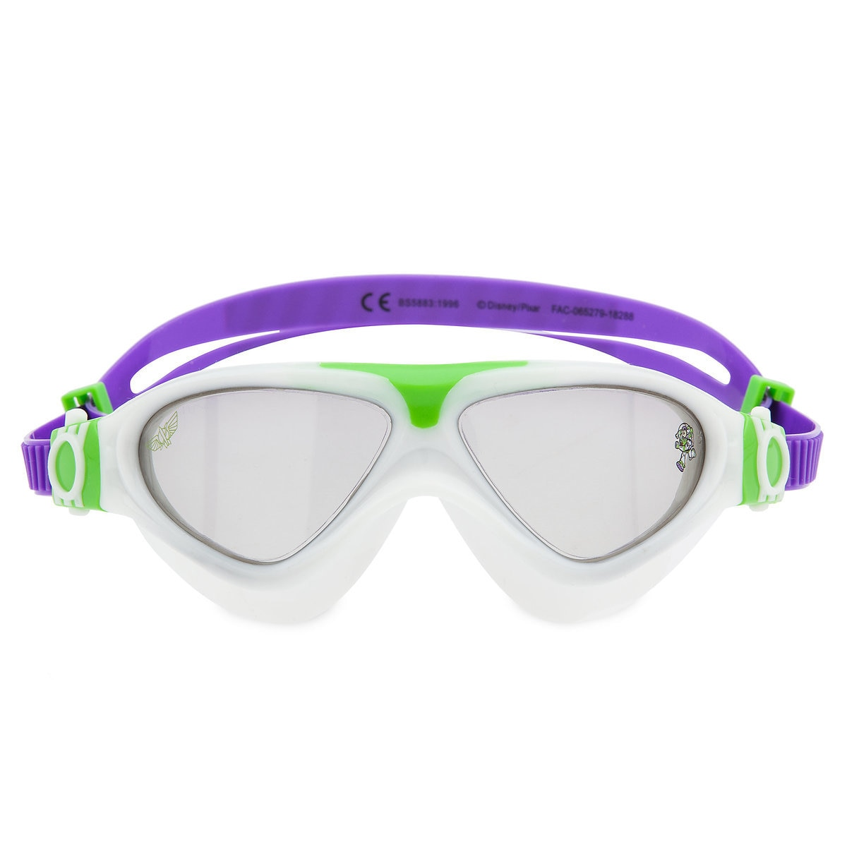 09d215a2f7c4 Product Image of Buzz Lightyear Swim Goggles for Kids   1