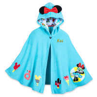 Image of Minnie Mouse Summer Fun Swim Cover-Up for Girls - Personalized # 1
