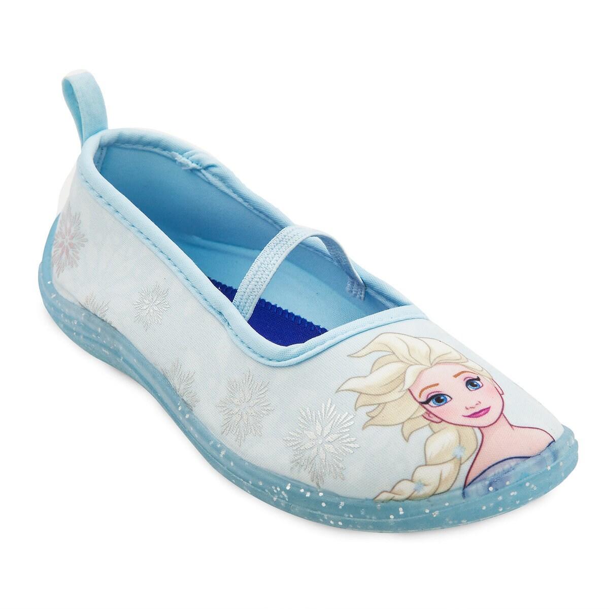 88eda82872 Product Image of Elsa Swim Shoes for Kids - Frozen # 1