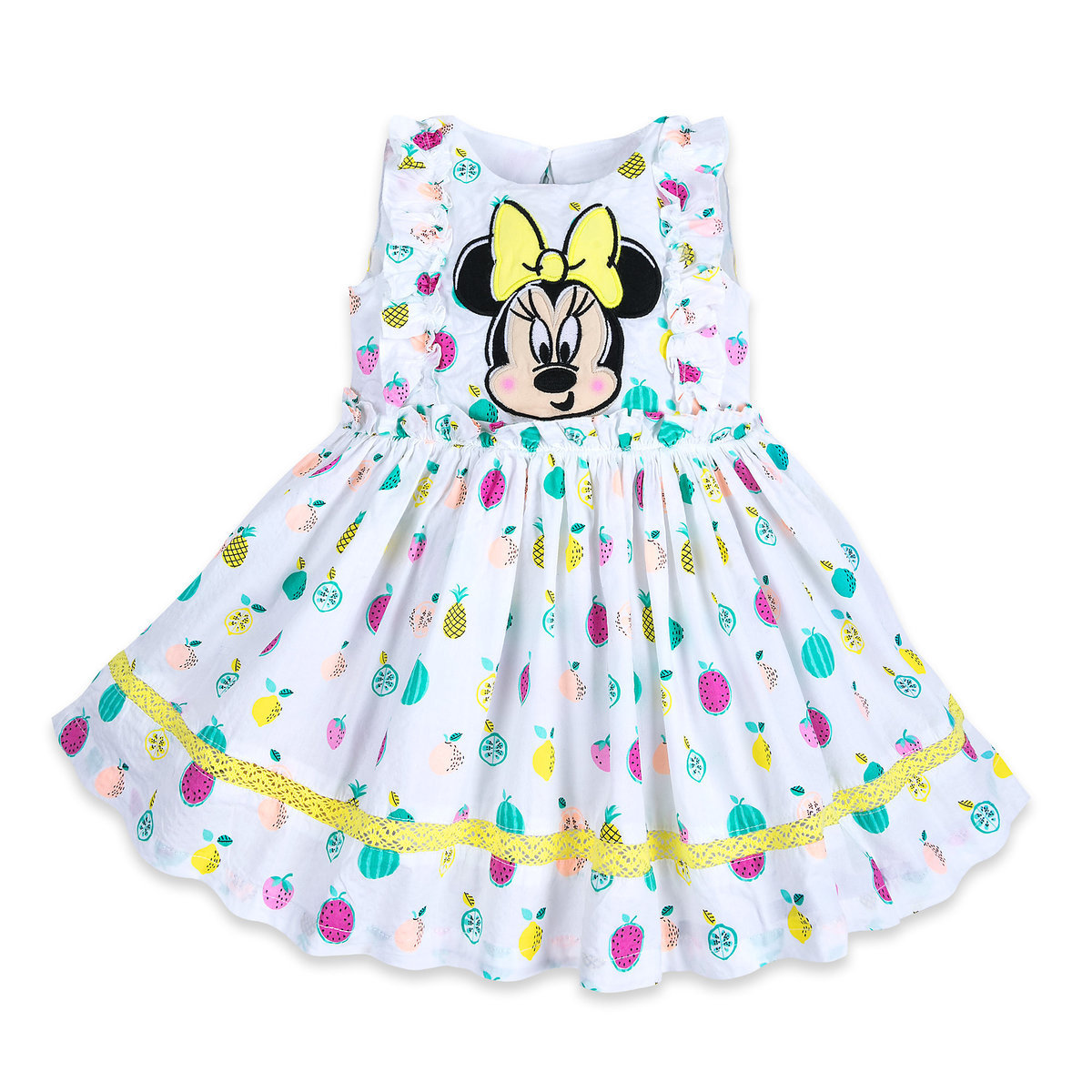 e9646b2af Product Image of Minnie Mouse Fruit Print Dress Set for Baby # 1