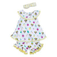 Image of Minnie Mouse Fruit Print Set for Baby # 1