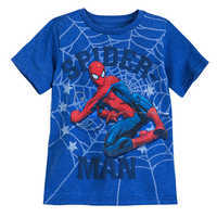 Image of Spider-Man T-Shirt for Boys # 1