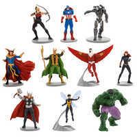 Image of Marvel Avengers Figurine Set # 1