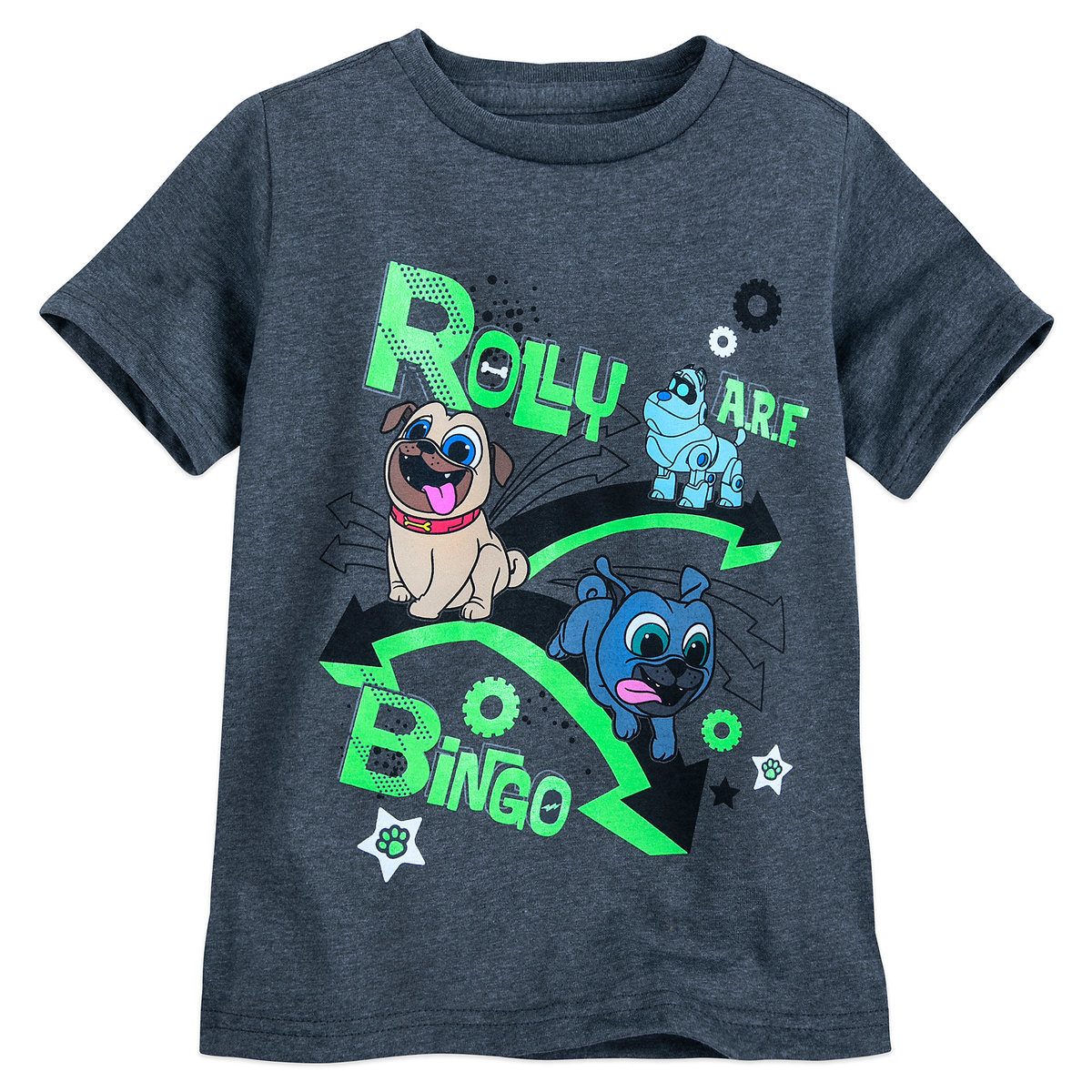 Puppy Dog Pals Glow In The Dark T Shirt For Boys Shopdisney