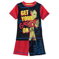 Image of Groot Short Sleep Set for Boys # 1