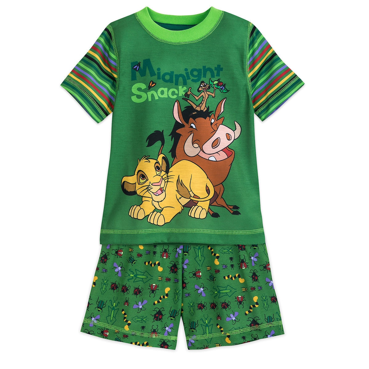 7254ede02 Product Image of The Lion King Short Sleep Set for Boys # 1