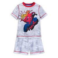 Image of Spider-Man Short Sleep Set for Boys # 1