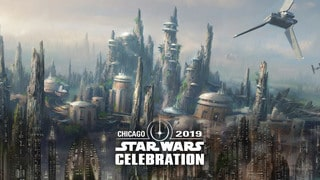 Star Wars: Galaxy's Edge Panel Set for Star Wars Celebration Chicago