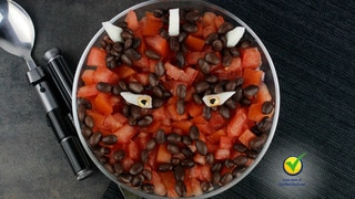 Enjoy a Healthy Dose of the Dark Side With This Darth Maul Quinoa Salad