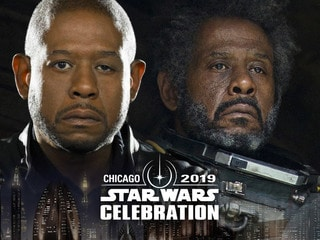 Rogue One's Forest Whitaker to Join Fans at Star Wars Celebration Chicago