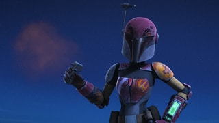 5 Inspirational Works of Art from Sabine Wren