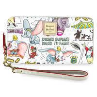 Image of Dumbo Wallet by Dooney & Bourke # 1
