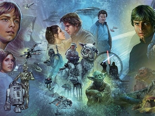 Lucasfilm Readies Massive Mural for Star Wars Celebration Chicago – Exclusive
