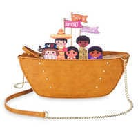 Image of Disney it's a small world Crossbody Bag by Danielle Nicole # 1