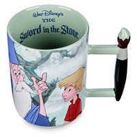 Image of The Sword in the Stone Mug # 1