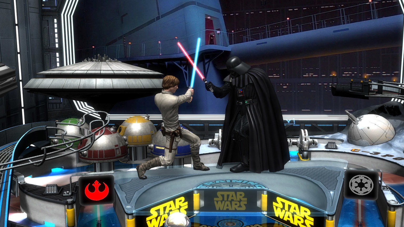 SWCC 2019: Star Wars Pinball is Coming to Nintendo Switch – Exclusive