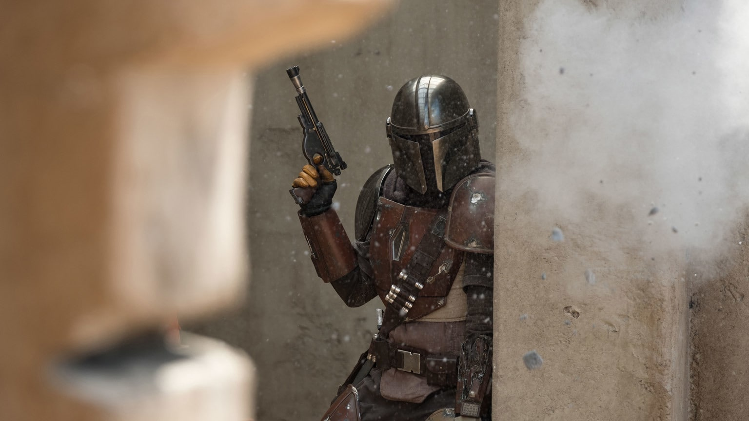 SWCC 2019: See New Photos from The Mandalorian