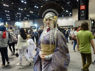 Fans Were Out in Full Force at Star Wars Celebration Chicago