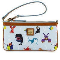 Image of Out to Sea Wristlet by Dooney & Bourke # 1