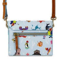 Image of Out to Sea Crossbody Bag by Dooney & Bourke # 3