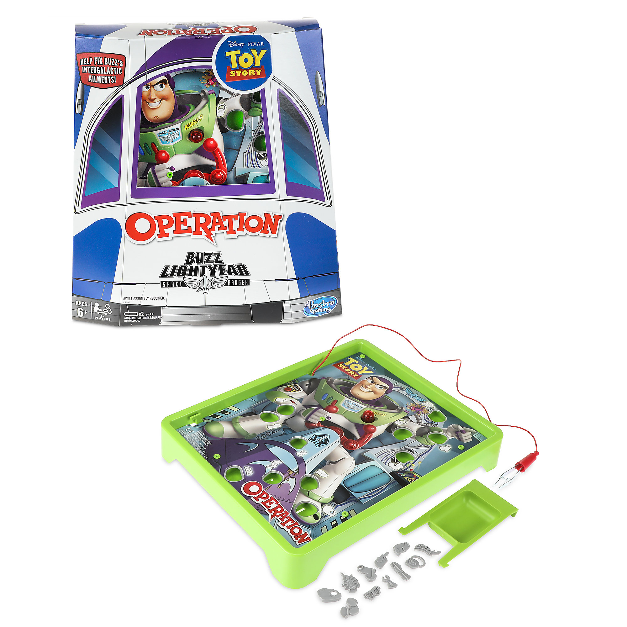 Operation: Buzz Lightyear Board Game