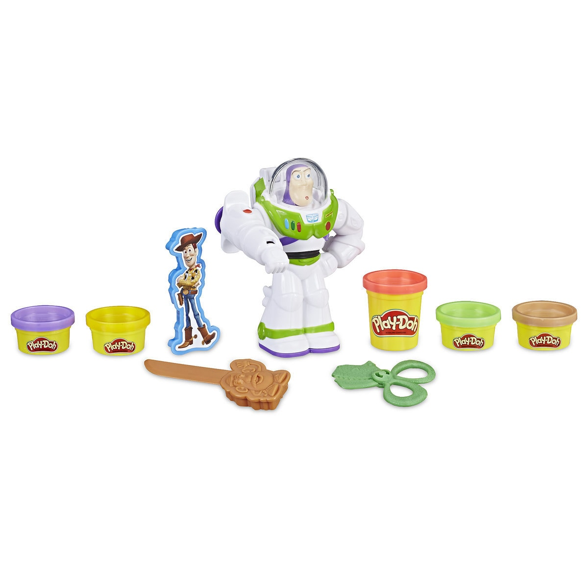 Product Image of Buzz Lightyear Play-Doh Set # 1