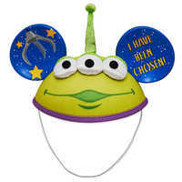 Image of Toy Story Alien Ear Hat # 1