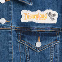 Image of Mickey Mouse Denim Jacket for Adults - Disneyland # 3