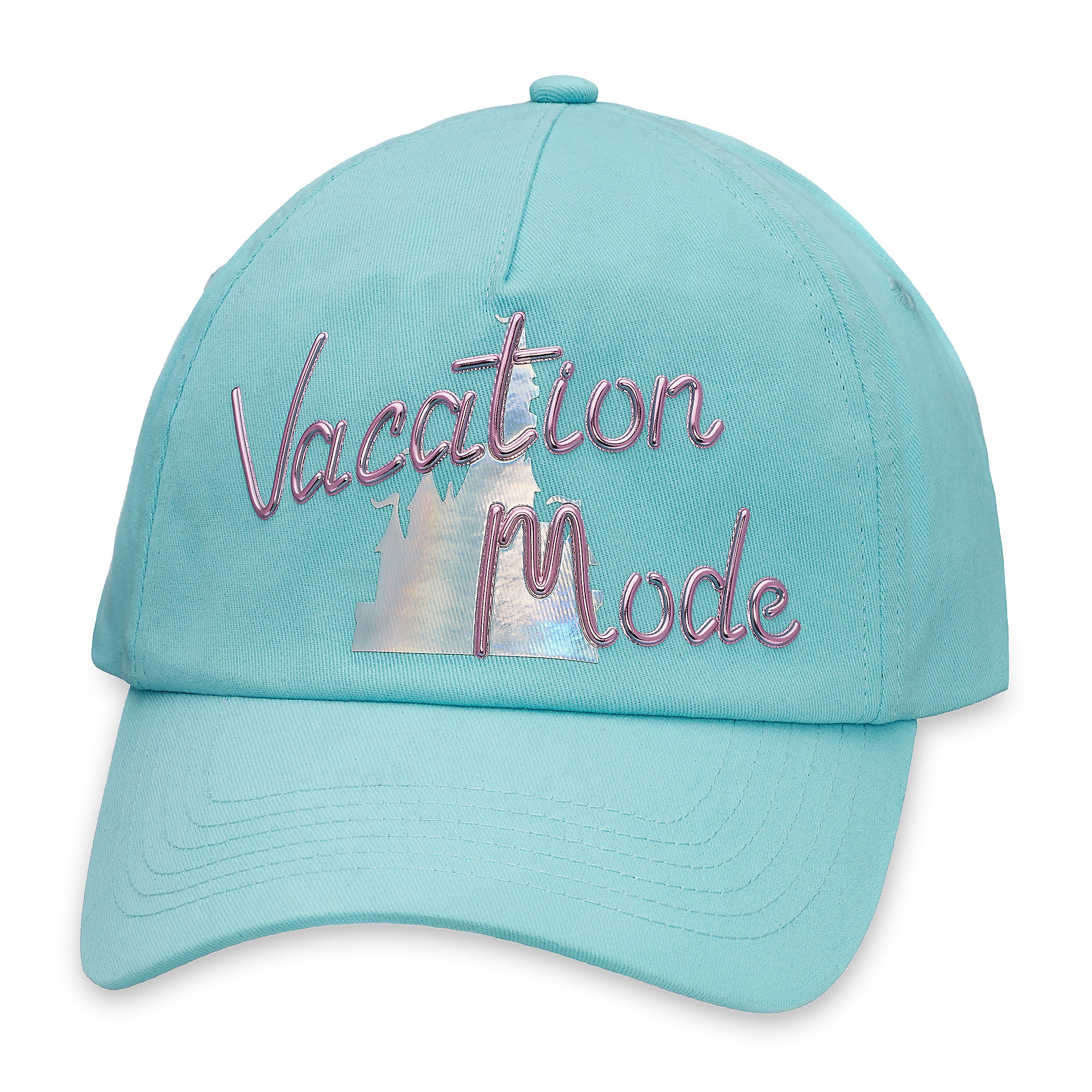 quality design 57f0d ee44f Disney Parks   Vacation Mode   Baseball Cap for Adults is now out for  purchase