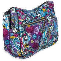 Image of Mickey and Minnie Mouse Paisley On the Go Crossbody Bag by Vera Bradley # 2