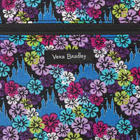 Image of Mickey and Minnie Mouse Paisley On the Go Crossbody Bag by Vera Bradley # 4