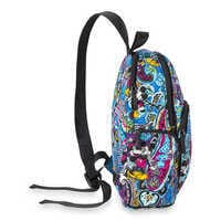 Image of Mickey and Minnie Mouse Paisley Hadley Backpack by Vera Bradley # 3