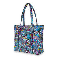 Image of Mickey and Minnie Mouse Paisley Tote by Vera Bradley # 3