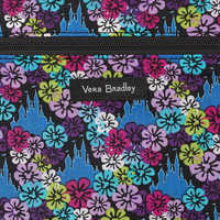Image of Mickey and Minnie Mouse Paisley Hipster Bag by Vera Bradley # 4