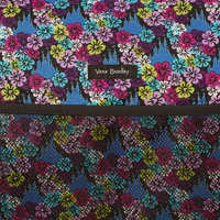 Image of Mickey and Minnie Mouse Paisley Duffel Bag by Vera Bradley # 4