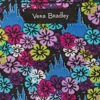 Image of Mickey and Minnie Mouse Paisley Mini Hipster Bag by Vera Bradley # 3